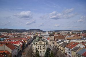 Город Кошице Словакия