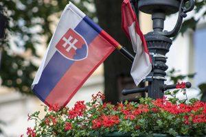 язык в Словакии