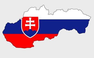 де находится Словакия