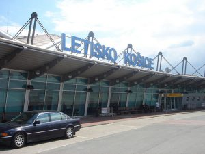 Международные аэропорты Словакии