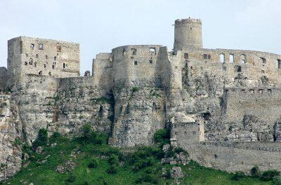 Замок Спишский Град