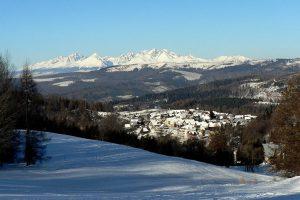 Погода в Словакии в январе
