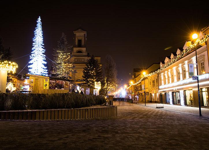 Погода в Словакии в декабре